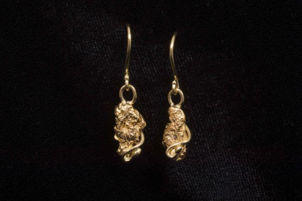RAW Gold Nuggets and Jewellery